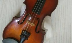 --Synwin 1/8 violin ---SV 811005 --come with bow & case