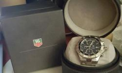 Used Tag Heuer AquarRacer 300 Meter Automatic, in very