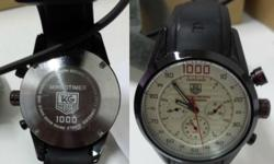 Tag Heuer Mikrotimer Automatic Condition Good as in