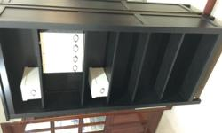 Tall bookcase - as new condition - originally from