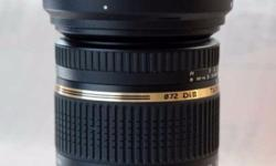 Tamron 17-50mm f2.8 XR Di II Vc (Canon Mount) - Very