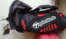 Taylor Made Golf Complete Set,used 8-10 times in the