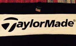 Brand: TaylorMade. Material: Soft Cotton Terry. Model: