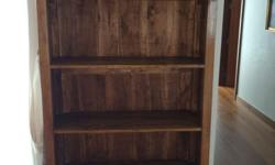 Teak Bookshelf Buyer must arrange transportation