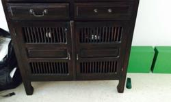 Teak Cabinet for sale - pick up from Rivergate,