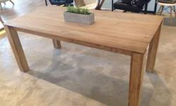 Teak Dining Table In great condition, had it over a