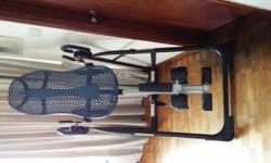 EP-950 Inversion Table for sale. Less than 4-year old.