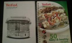 Selling a Tefal Vitacuisine steamer 3 in 1. It has