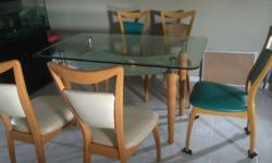 Dinning table set bought 980 last time,now selling