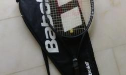 Wilson adult racket good condition with bag