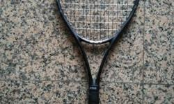 Selling a good condition Prince Tennis racket Model :