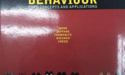 1 textbook on Organisational Behaviour, Core Concepts