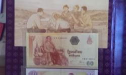 -To commemorate the majesty king 60 year accession to