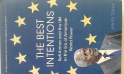 Biography of Kofi Annan - and the UN in the Era of