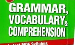 The Complete practice Book for GRAMMAR VOCABULARY and