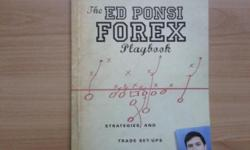 The Ed Ponsi Forex Playbook - Strategies and Trade