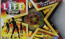 The Game of Life Fame Edition lets you play as a