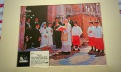 The Godfather - Vintage Lobby Card excellent condition