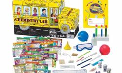 The Magic School Bus - Chemistry Lab Age: 5+ Price: 55