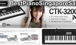 Limited Sets! Get Exclusive Keyboard Digital Piano