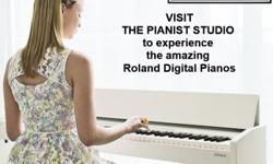 [AUTHORIZED DEALER SINGAPORE] Venue: The Pianist Studio