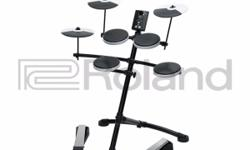 [AUTHORIZED DEALER SINGAPORE] ROLAND V-Drum TD-1K with