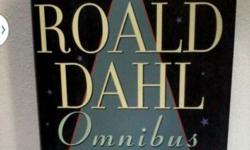 THE ROAD DAHL Omnibus stories book Bedtime stories