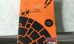 The Scorch Trials by James Dashner. 2nd Book in the