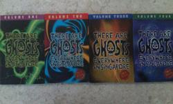 More scary tales with a local twist... Get all 4 books