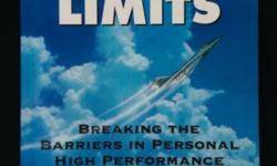 "There Are No Limits"" is recommended for challenging"