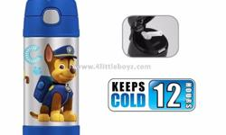 Thermos 12 Ounce Funtainer Bottle, Paw Patrol Price: 34