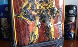 Transformers - Bumblebee design. Excellent for keeping