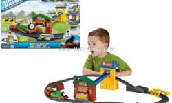 Thomas & Friends TrackMaster playsets from Fisher-Price