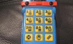 Excellent condition. Sounds that teaches numbers and