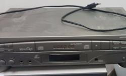 Thomson Karaoke VCD Player Please make your offer.