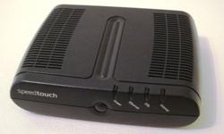 Thomson Speed Touch ST536 v6 ADSL Modem Model: ST536