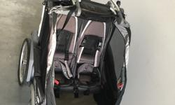 Very well-maintained pre-loved branded child carrier