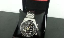 Lucky draw prize. Cost $200.00 new Titan watch offer at
