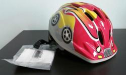 Brand New cute Helmet for your 2-5 year old. Brand: