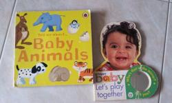 Toddler Books Preloved books hence not for fussy buyer