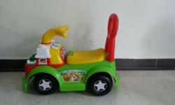 Selling pre- loved rides for toddlers.The Horse has