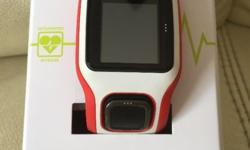 � Selling used TomTom Runner Cardio GPS Watch (Used not