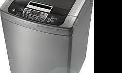 LG Top Loading Washing Machine 8Kg. With Powerful Turbo