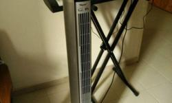 Toyomi Tower Fan + Humdifier in excellent condition for