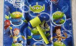 Toy Story Aliens Adventure Mat Only 1 side of the Alien