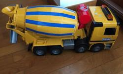 10 Life like Toy Trucks in excellent condition for sale