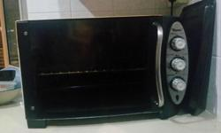 Toyoin electric oven , selling due to relocation good