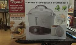 New, price is negotiable. Home cooker. Request for more