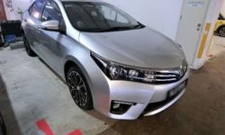 TOYOTA ALTIS For Rent! Auto transmission In-car camera