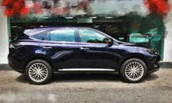 Toyota Harrier 2.0A Elegance Panoramic Car Type : SUV